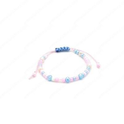 Baby Pink Spring Bracelet