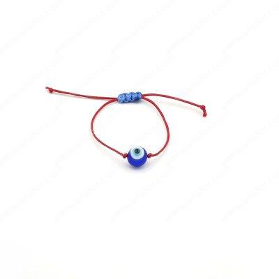 Big Blue Evil Eye Bracelet