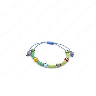 Colorful Evil Eye Bracelet