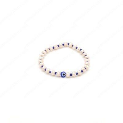 Elegant Crystal Ivory Bracelet