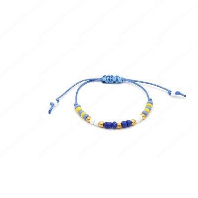 Chic Carolina-Blue Bracelet