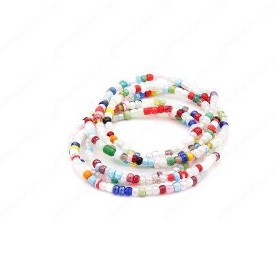 Elastic Fantastic Beautiful Multi-Color Fun Bracelet