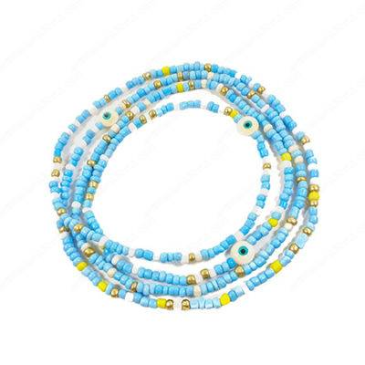 Seed Beads and Crystal Beads